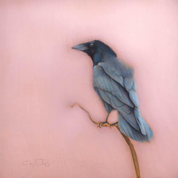Crow Art | GeorgeCharriezArt