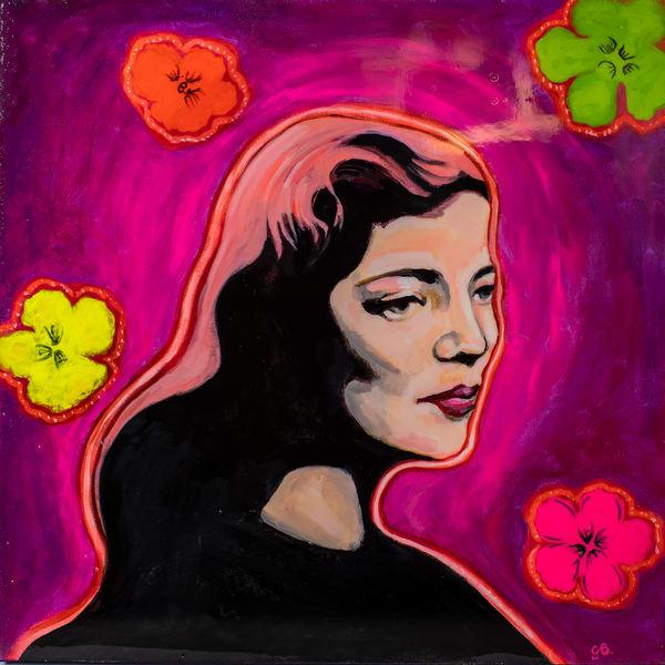 Young Ruth Bader Ginsburg Art | RPAC Gallery