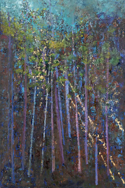 Then The Trees Of The Forest Will Sing(Psalm 93) Art | Ruth Feldman Fine Art