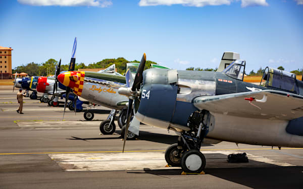 Warbirds At Wheeler   Rs42 Art   Pictures Plus