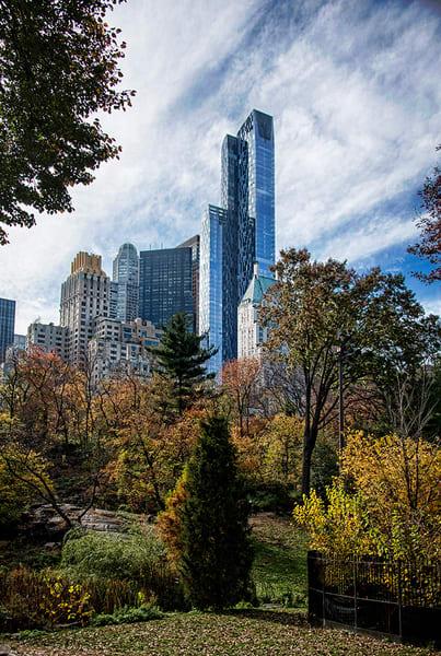 Midtown Manhattan from Central Park
