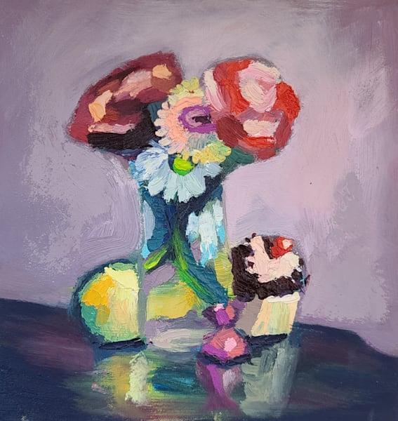 Cupcake Still Life 3 Art | Kelsey Showalter Studios