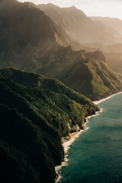 Na Pali Layers | Mk054 Art | Pictures Plus