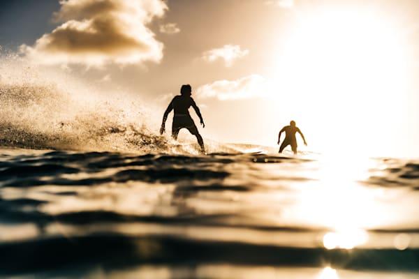 Surf Silhouettes Mk061 Art | Pictures Plus