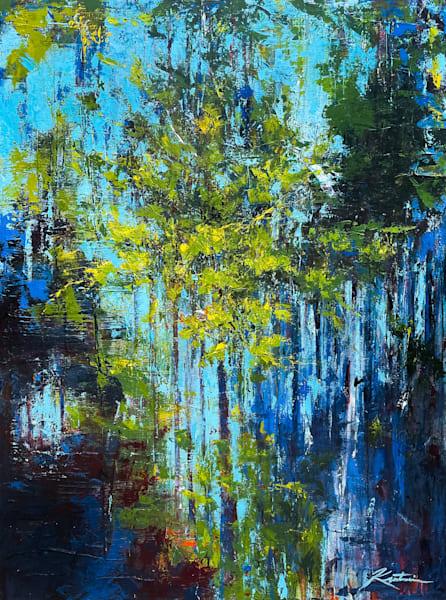 Canopy Art | Kurt A. Weiser Fine Art
