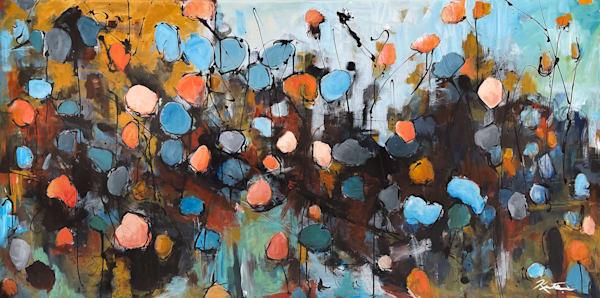 Field Of Cotton Art | Kurt A. Weiser Fine Art