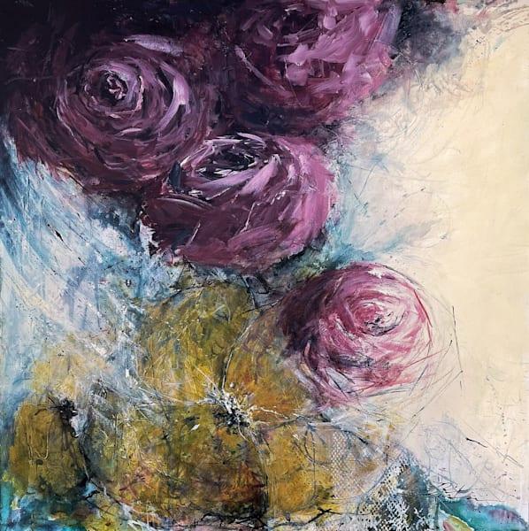 Garden Waltz Art | Kurt A. Weiser Fine Art