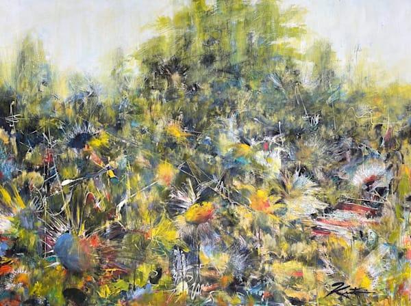 Sunflowers Art | Kurt A. Weiser Fine Art