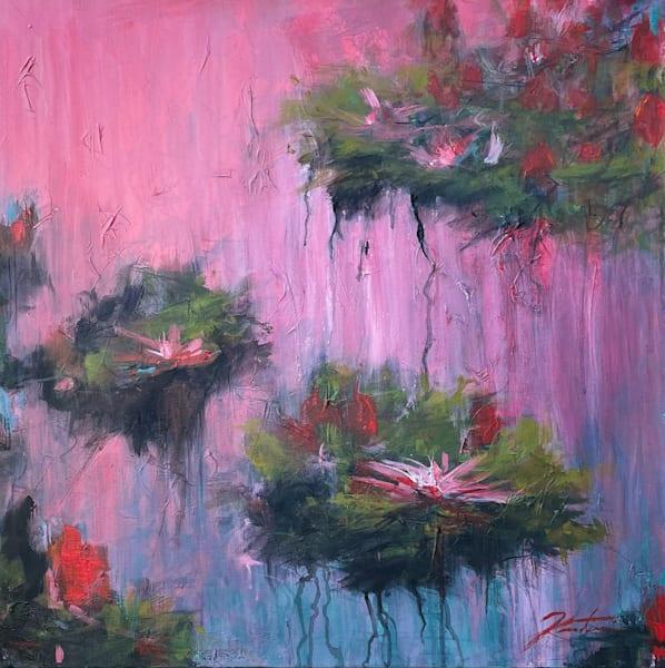 Water Lilies 2 Art | Kurt A. Weiser Fine Art