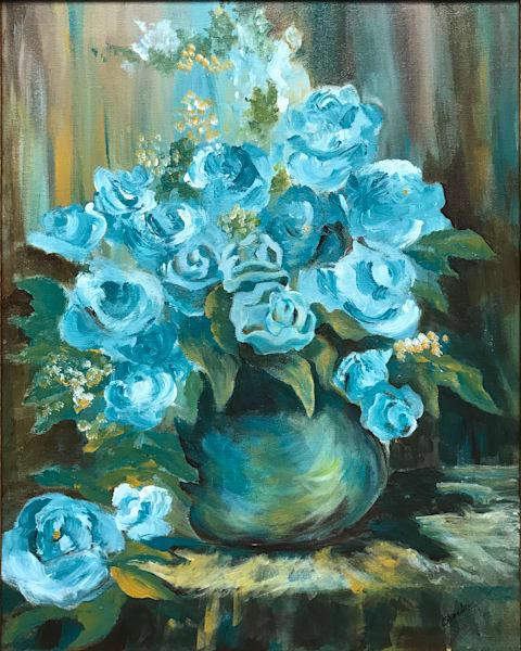 Blue Rose Art | Sunrise Galleries