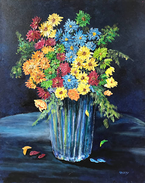 Floral Fantasy Art | Sunrise Galleries