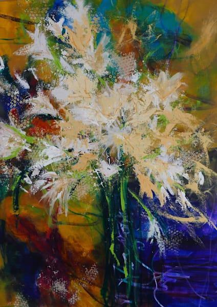 Flowers For Mother Art | Carmen Gambrill Art