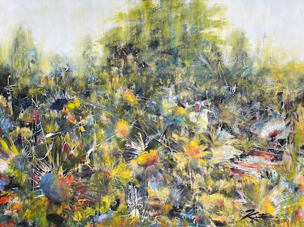 Sunflower Art | Kurt A. Weiser Fine Art