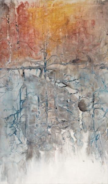 Nature's Peace Will Flow Into You   Art | Karen Kurka Jensen