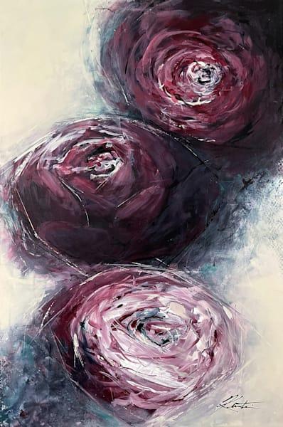 Roses Art | Kurt A. Weiser Fine Art