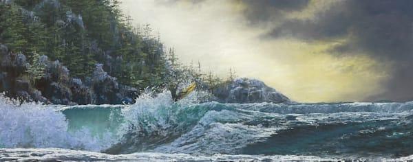 Northern Surf 1 Art | Kurt A. Weiser Fine Art