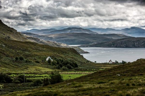 Culnacraig, Looking Towards Annat Bay, Scotland