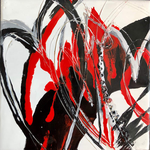 Abstract Love #7 Art | merlynbost
