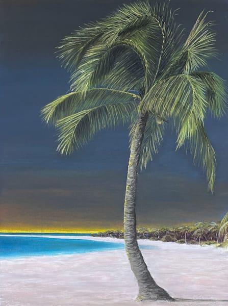 Lone Palm Art | Kurt A. Weiser Fine Art