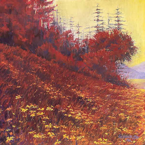 Valley Morning Art | Kurt A. Weiser Fine Art