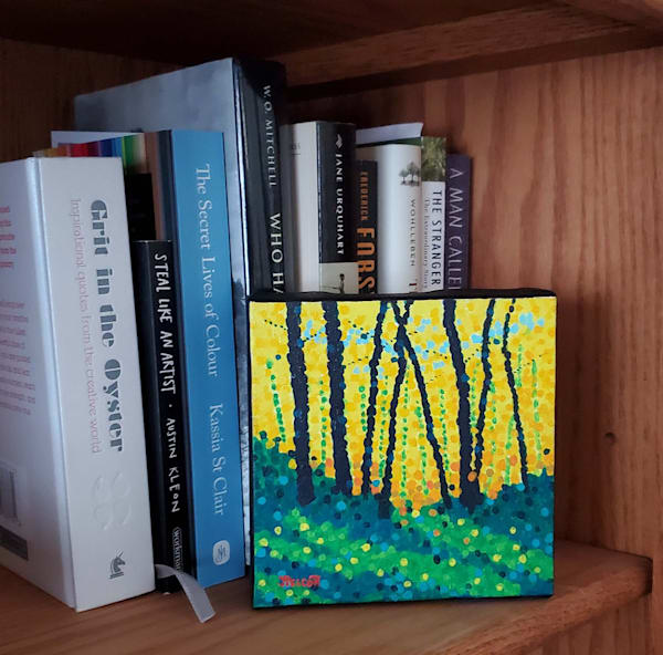 Woodland Morning Art | Jim Pescott Art
