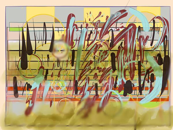 Messy Score Art | ART By George!