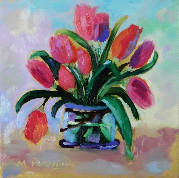 Tulip Smiles (print)   Mary Planding