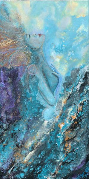 Above Water Art   lisaabbott