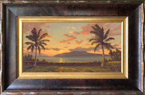 Launiupoko Sunset by Daryl Millard Original