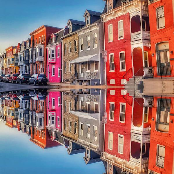 """Reflecting On Duke Street"" Photography Art   Inspired Imagez"