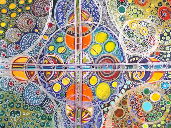 Unity In Diversity Art   Cynthia Christensen Art