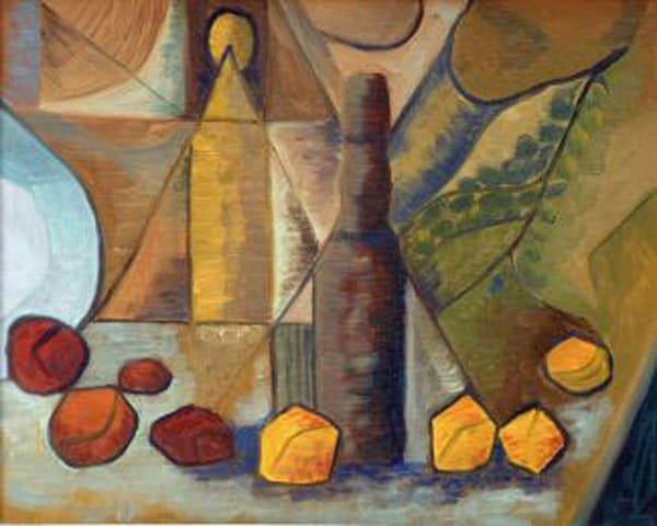 Still Life With Bottles Art | BOI Partners LLC