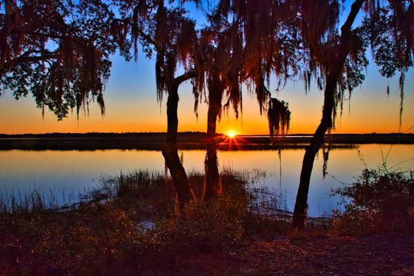 Sunset Photography Art   Willard R Smith Photography