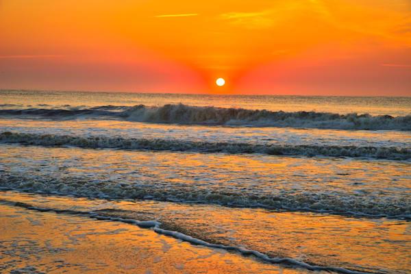 Ocean Sunrise Photography Art   Willard R Smith Photography