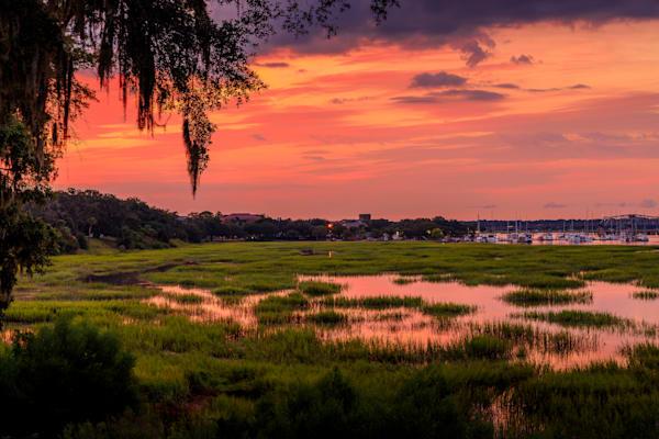 Bluff Sunrise Photography Art   Willard R Smith Photography