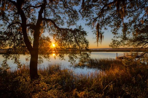 Lace Sunset Photography Art   Willard R Smith Photography