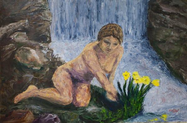 Echo And Narcissus Art | BOI Partners LLC
