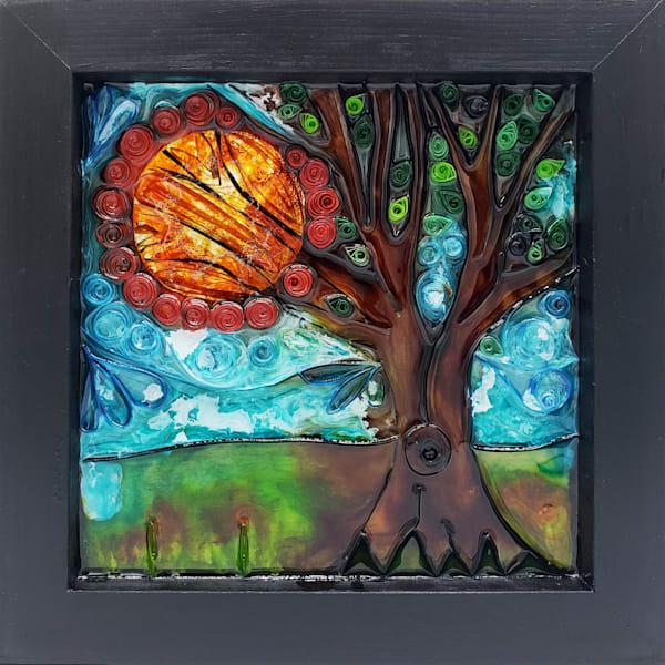 Summer Tree Art | Lynne Medsker Art & Photography, LLC
