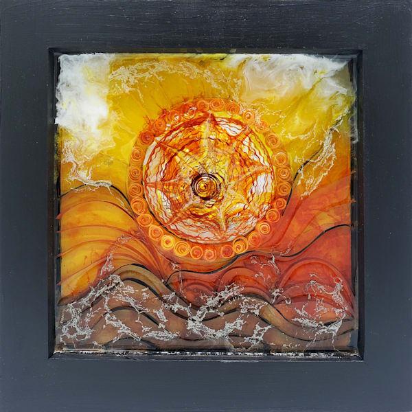 Desert Sunrise Art | Lynne Medsker Art & Photography, LLC