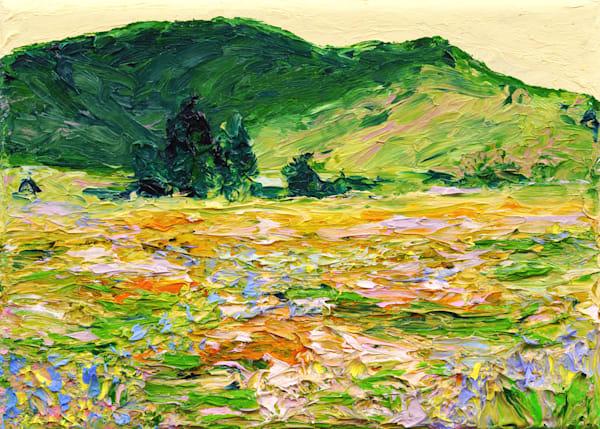Meadow's Song • Original Art | Kate Wilson Fine Art