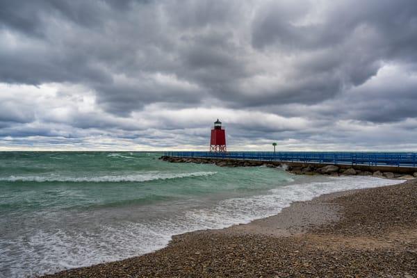 Lake Michigan Pier-0439