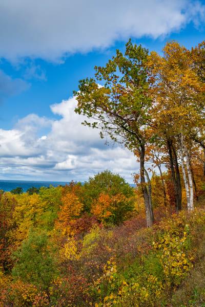 Lake Michigan in the Fall0573