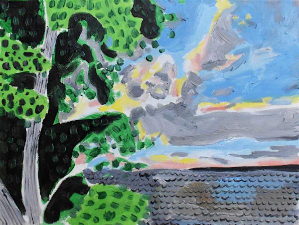Lake Mille Lacs Mn. Art | eddie hamilton art