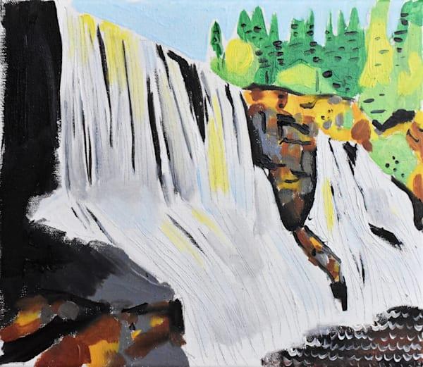Gooseberry Falls Mn Art | eddie hamilton art
