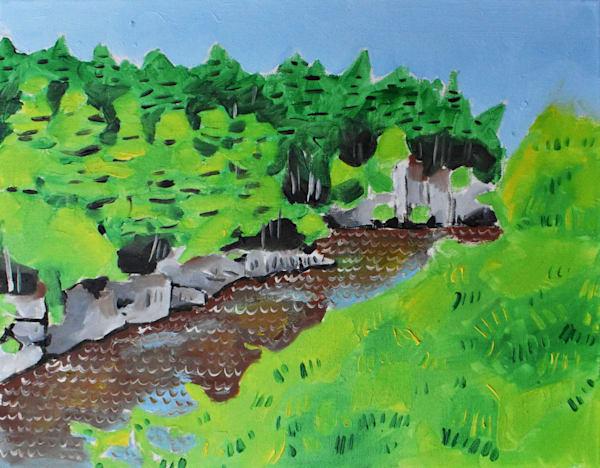 Taylors Falls Mn. Art | eddie hamilton art