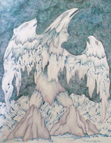 Mountain Shaman Art | treshamgregg - spiritart