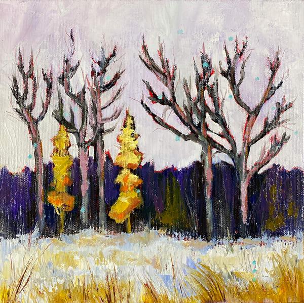 Winter Cold (Print) Art | Marissa Sweet