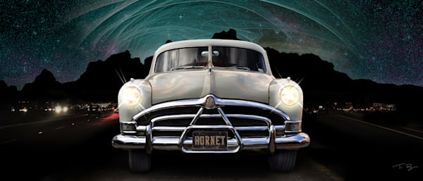Tris Beezley - Hudson Hornet