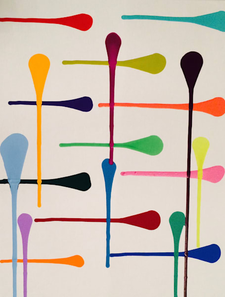 Tic Tac Toe Art | Courtney Einhorn