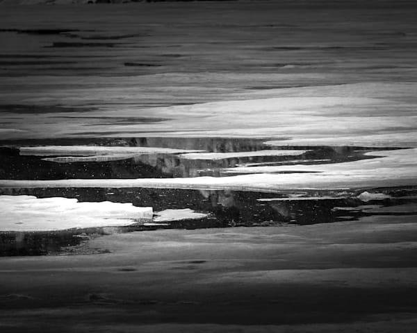 Gap Lake Reflection 2 Photography Art | matt lancaster art